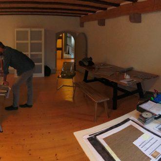 Neues Studio in Steinen